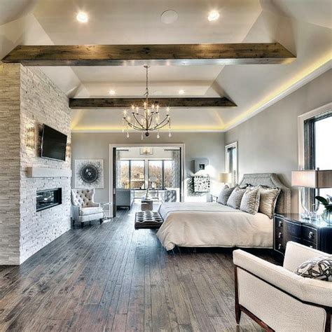 Bedroom Design Ideas With Fireplace by Top 60 Best Master Bedroom Ideas Luxury Home Interior
