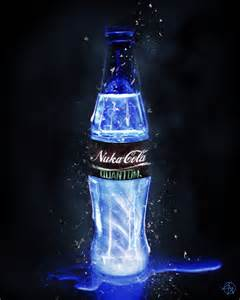 nuka cola quantum by freekbizo on deviantart