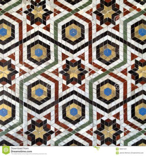 Mosaikfliesenmuster Stockbild Bild Von Hintergrund