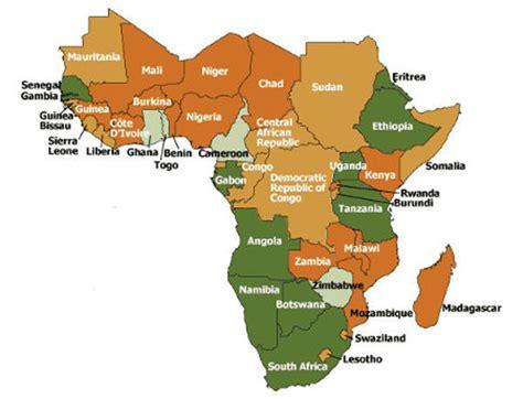 Carte Du Monde Afrique Subsaharienne by Afrique Subsaharienne Perspectives 233 Conomiques