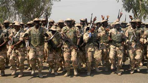 nigerian army     opinion