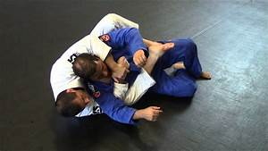 Armbar From Back Control - Bjj Back Attacks