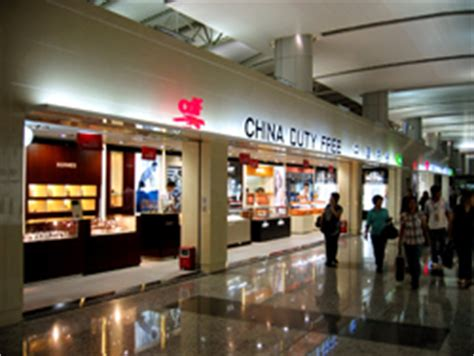 china duty  group unveils guangzhou airport stores