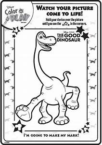 disney color and play pages to print coloring page With the colorplay