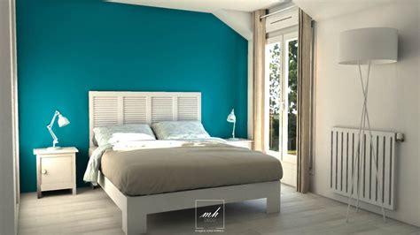 choix des couleurs pour une chambre chambre au style bord de mer mes conception 3d