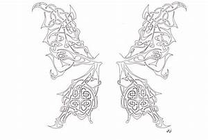 Tribal Fairy Wings by Kurgan29 on DeviantArt
