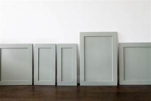 Diy Shaker Cabinet Doors  U2013 Step By Step Instructions And Tips