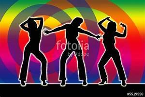 Mode Der 70er Bilder : dancing girls silhouette 70er stock photo and royalty free images on pic 5519550 ~ Frokenaadalensverden.com Haus und Dekorationen