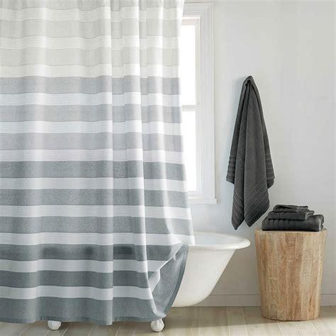 stylish shower curtains   modern bathroom