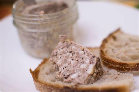 pate de foie de volaille en bocaux terrine de cagne en bocaux recette