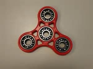 Спиннер металлический fidget spinner