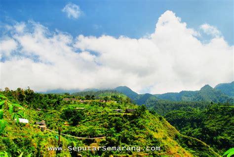 umbul sidomukti kawasan wisata alam seputar semarang