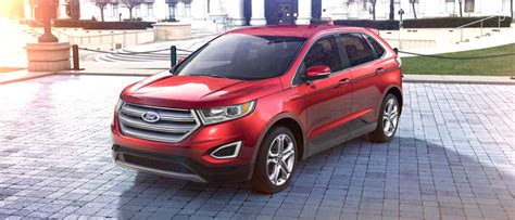 ford edge 2018 2018 ford 174 edge suv sporty utility for unstoppable