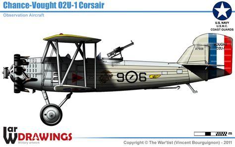 Chance-Vought O2U-1 Corsair