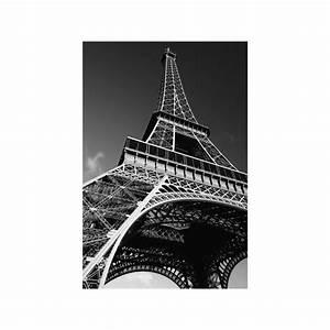Tableau Photo Noir Et Blanc : tableau moderne et contemporain paris tour eiffel en ~ Melissatoandfro.com Idées de Décoration