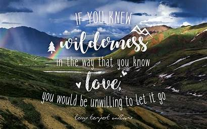 Quote Wilderness Quotes Laptop Wallpapers Landscape 1080
