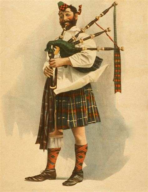 Thursday Is Request Day  Bagpipes, Spool Of Thread