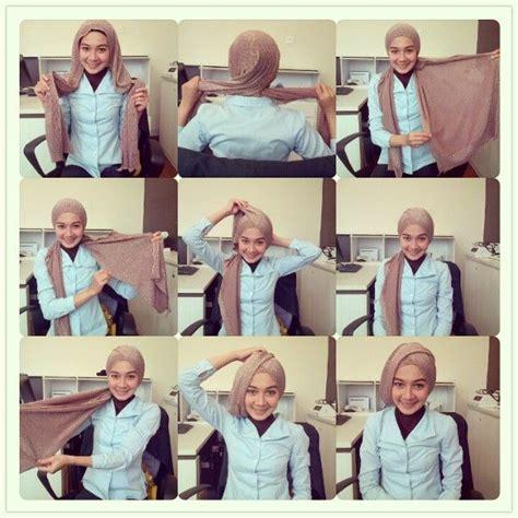 toko jilbab segi empat kreasi cara berhijab segi empat menggunakan jilbab