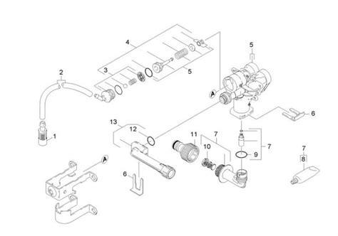 karcher k2 gb 1 671 642 0 pressure washer housing spare parts diagram