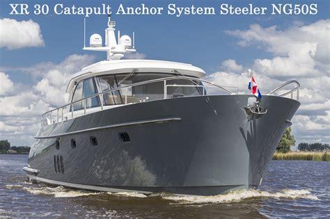 Boat Anchor Davits by Anchorlift Technic Windlass Systems Bow Sprit Davits