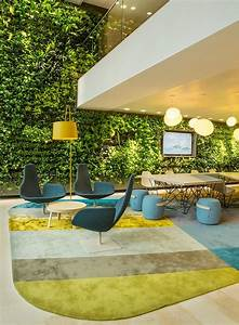 Green, Walls, In, Office, Design, U2014what, Are, The, Benefits
