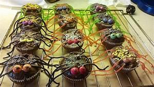 Halloween Muffins Rezepte Mit Bild : spinnenmuffins f r halloween rezept mit bild von kattyb87 ~ Frokenaadalensverden.com Haus und Dekorationen