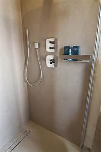 Wasserfeste Platten Dusche : fugenlose duschen wenker b derwerkstatt die faszination bad neu erleben ~ Sanjose-hotels-ca.com Haus und Dekorationen