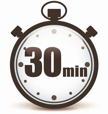 Minutes Per Thirty