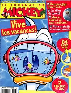 Le Journal De Mickey Abonnement : le journal de mickey n 3393 abonnement le journal de mickey abonnement magazine par ~ Maxctalentgroup.com Avis de Voitures