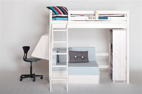 Flexa High Bed Classic by Flexa Classic Casa High Cabin Bed