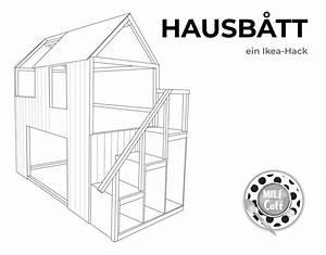 Ikea Induktionskochfeld Anleitung : hausbett diy anleitung zum bau eines ikea kura hacks mit ~ A.2002-acura-tl-radio.info Haus und Dekorationen