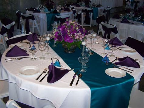 wedding table decoration ideas teal 10 best about new orleans weddings decor a dime samsung the side
