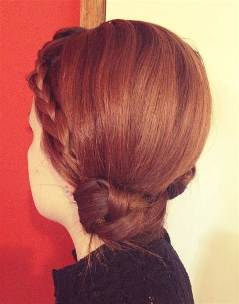 easy hair up styles for work 18 simple office hairstyles for you to see