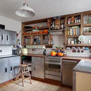 Küchen Vintage Style : k chenm bel ideen bilder ~ Sanjose-hotels-ca.com Haus und Dekorationen