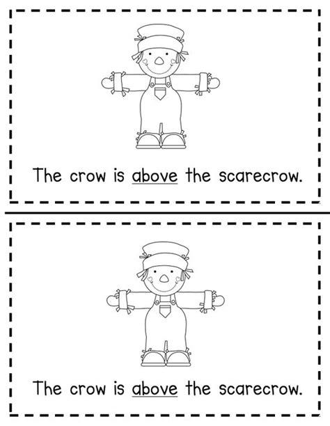 positional words worksheets kindergarten pdf positional