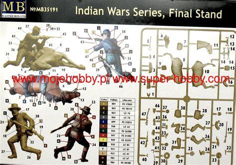 indian war series final stand master box
