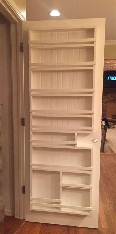 Pantry Storage Racks Top 25 Best Pantry Door Storage Ideas On