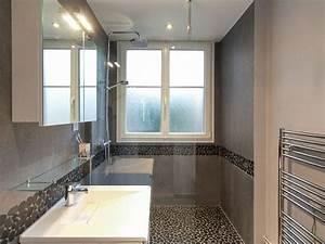 Fenetre Dans Douche : douche italienne avec fenetre sdb bathroom bathroom inspiration et corner bathtub ~ Melissatoandfro.com Idées de Décoration