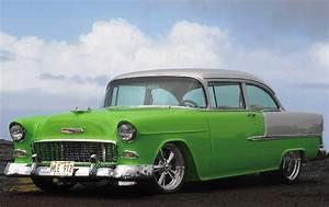 1955 Chevrolet Classic Car Video Clips