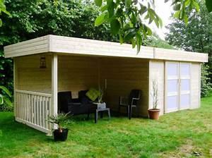 choisir sa cabane de jardin elle decoration With cabane dans le jardin