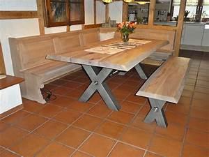 Essecke Holz Massiv : eckbank eiche massiv eichenscheune bocholt ~ Frokenaadalensverden.com Haus und Dekorationen