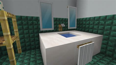 bathroom sink minecraft furniture