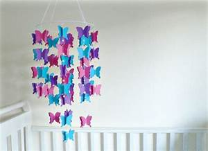 Schmetterlinge Basteln Zum Aufhängen : schmetterlinge selber basteln und aufh ngen basteln ~ Watch28wear.com Haus und Dekorationen
