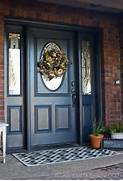 Front Door Paint Colors For Brick Homes by 1000 Ideas About Exterior Door Colors On Pinterest Exterior Doors House P
