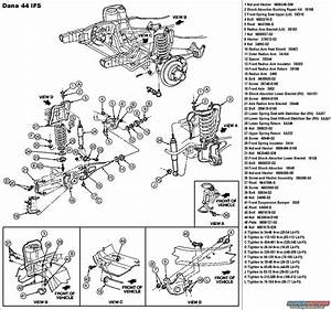 4 Best Images Of 1997 Ford F-150 Parts Diagram