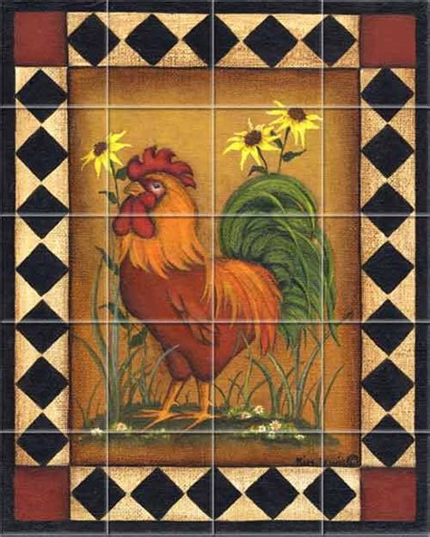 mural tiles for kitchen decor 31 best images about tile mural on how to 7052