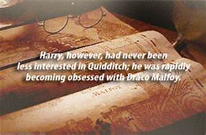 harry potter qu... Drarry Book Quotes