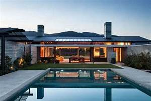 16 Popular Roof Type Ranch House Designs For Beautiful Countryside