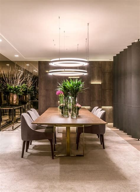 Best 25+ Contemporary Dining Rooms Ideas On Pinterest