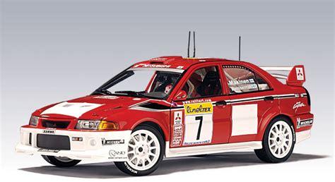 2001 Mitsubishi Lancer Evo Vi Wrc